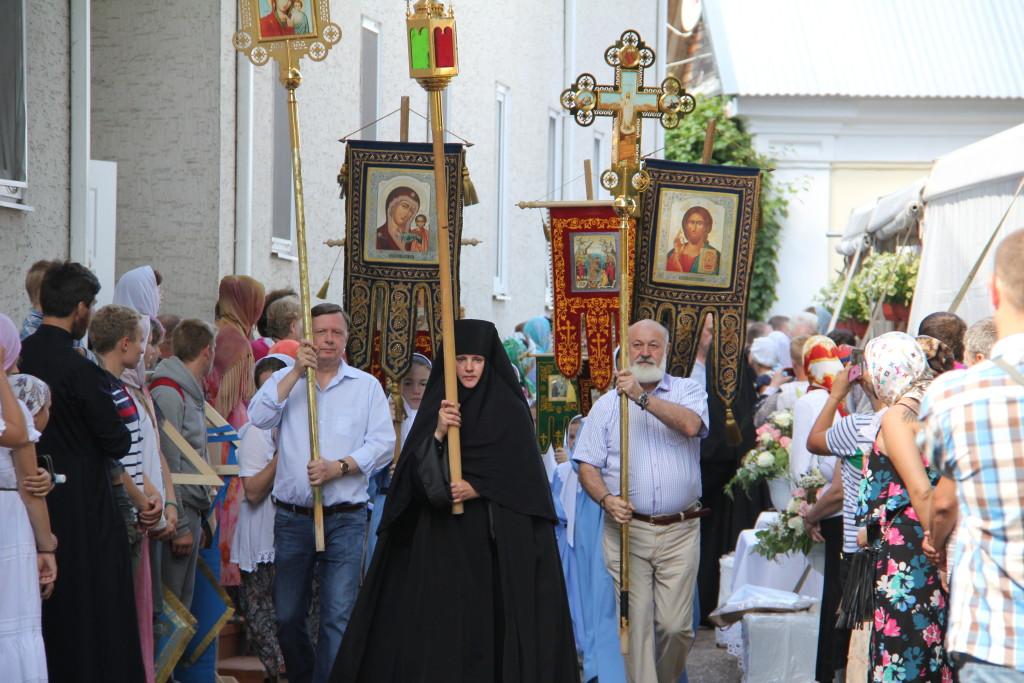 Монастырю 300 лет со дня основания