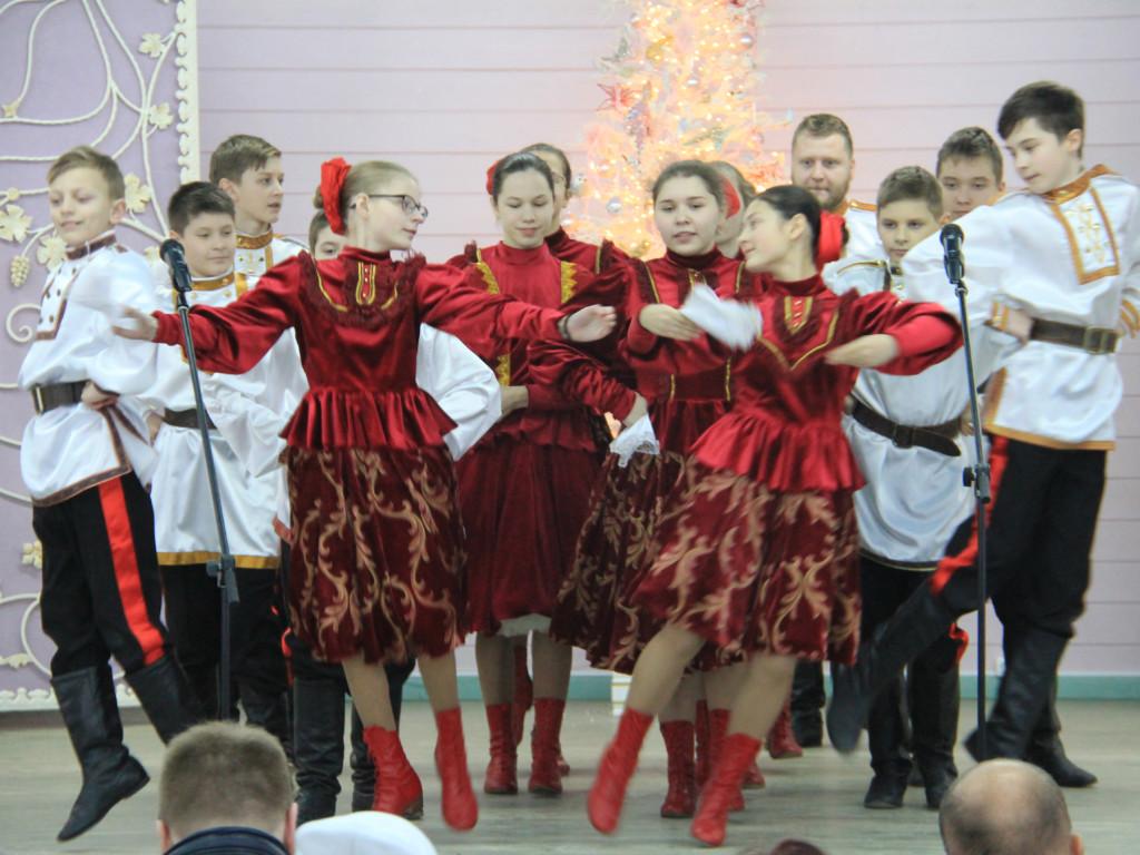 Детский театр песни «Дробушки