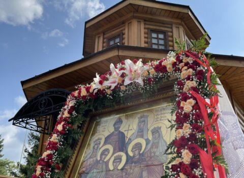 17 июля — День возрождения Святой обители